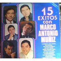 Disco De Marco Antonio Muñiz