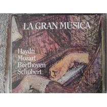 Musica Clasica / Set 4cd´s Musica Album La Gran Musica