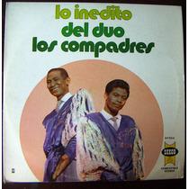 Afroantillana.los Compadres.lp 12´, Hecho En Venezuela. Dpa