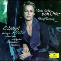 Anne Sofie Von Otter Schubert Lieder Envio Gratis Opera Lbf
