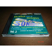 Soninogue, Mercenario,congo-cd-los Sonideros Disco 2 Dmh