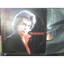 Disco Lp Jose Luis Rodriguez Atrevete