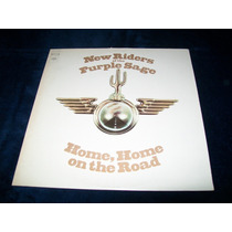 New Riders Of The Purple Sage Home Home On The Road Lp Vinil