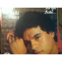 Disco Acetato De: Juan Gabriel Con Mariachi