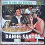 Afroantillana. Daniel Santos.lp 12´ Bolero. Hecho En México.