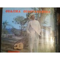 Disco Acetato De: Guajira Guantanamera