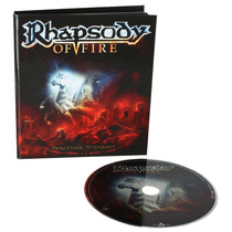 Rhapsody Of Fire - From Chaos To Eternity [digiboo Importado