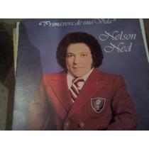 Disco Acetato De Nelson Ned Primavera De Una Vida