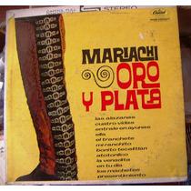Bolero, Mariachi Oro Y Plata, Lp 12´, Bfn