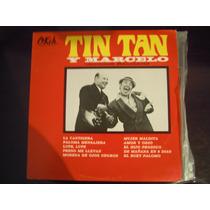 Tin Tan Y Marcelo Lp Canciones Rancheras