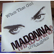 Rock Inter, Madonna, Who´s That Girl, Disco Laser 12´, Wsl
