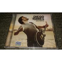 Diego Torres Distinto Cd Nuevo Sellado