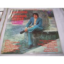 Eduardo Nuñez Y Su Banda Tropical. Corridos. Disco L.p.
