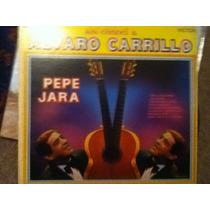 Disco Acetato: Asi Conoci A Alvaro Carrillo