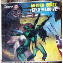 Afroantillana, Arturo Nuñez Y Kiko Mendive Lp12´, Wsl