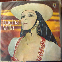 Boleros, Lucha Villa, Lp 12´, Eex