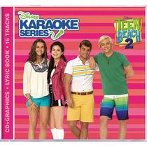 Disney Karaoke Series: Adolescente Beach 2 Soundtrack