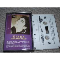 Kiara Cassette Buscando Pelea 1990 Edicion Usa Pm0