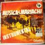 Bolero, Musica De Mariachi, Vol. 1, Instrumental, Lp 10´,bfn