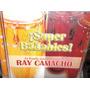 Ray Camacho Super Bailables Cd Sellado