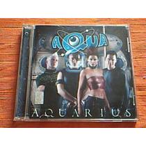 Cd Aqua - Aquarius - Cd Enhanced Porcion Para Ver En La Pc -