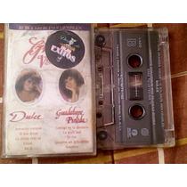 Audio Cassette Dulce Y Guadalupe Pineda Dos Grandes Voces