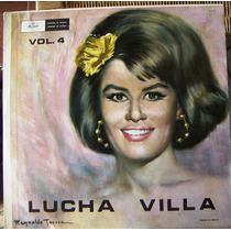 Bolero, Lucha Villa, Vol.4, Lp 12´, Eex