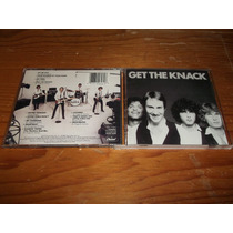 The Knack - Get The Knack Cd Importado Ed 1990 Mdisk