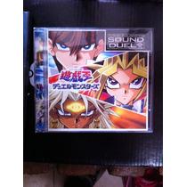 Yu-gi-oh! Sound Duel Monster V1 Raro Japonés Exclusivo Ost