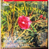Bolero, Flor Silvestre, Con Un Polvo Y Otro Polvo, Lp 12´,