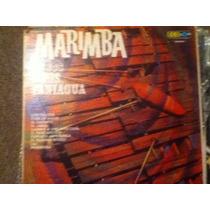 Disco Acetato: Marimba De Los Hermanos Panigua