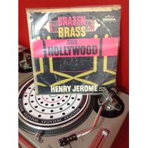 Coma Dj - Henry Jerome - Vinyl , Acetato . Lp