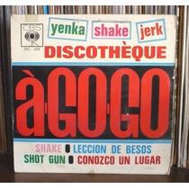 Discotheque A Go Go Ep Cliff Davis Los Increibles Mr Trombon