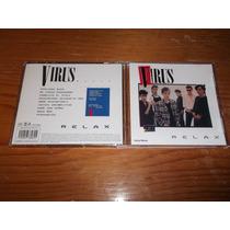Virus - Relax Cd Nacional Ed 2004 Mdisk