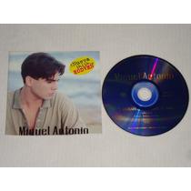 Miguel Antonio - Te Extraño Te Olvido Cd Promo Polygram 1996