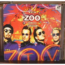 U2 Laser Disc Zoo Tv Live From Sydney