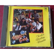 Tenis Band Todos Bailan Banda Cd 1a Ed 1996 Musivisa
