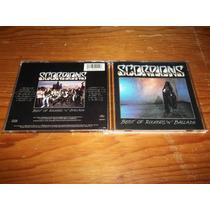 Scorpions - Best Of Rockers & Ballads Cd Imp Ed 1989 Mdisk