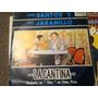 Disco Acetato: Daniel Santos Y Julio Jaramillo