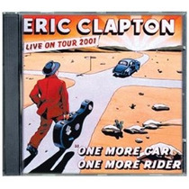 Eric Clapton One More Car One More Rider Enhanced 2cds + Dvd