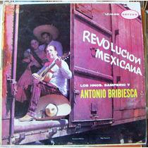 Bolero, Hnos. Samperioy Antonio Bribiesca, Lp 12´,