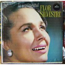 Bolero, Flor Silvestre, La Sentimental, Lp 12´,