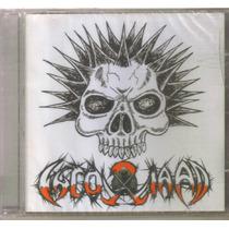 Escoria A D - Letal Escoria ( Punk Rock Mexicano ) Cd Rock
