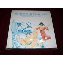 Opera Richard Strauss Ariadne Auf Naxos Caja Lp 3vinil Nueva