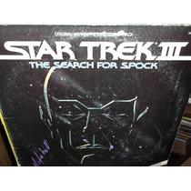 Star Trek 3 The Search For Spock Lp Vinilo