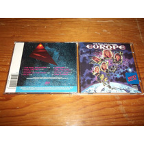 Europe - The Final Countdown Cd Imp Ed 1990 Mdisk