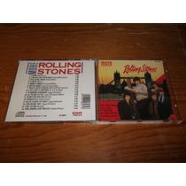 Rolling Stones - More Cd Italiano Ed 1990 Muy Raro Mdisk