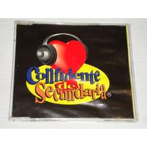 Confidente De Secundaria (iran Castillo) Cd Promo Columbia
