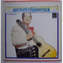 Antonio Bribiesca / Guitarra Album De 3 Discos Lp Vinilo