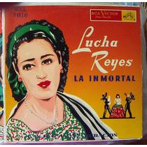 Bolero, Lucha Reyes, La Inmortal, Lp 10´,
